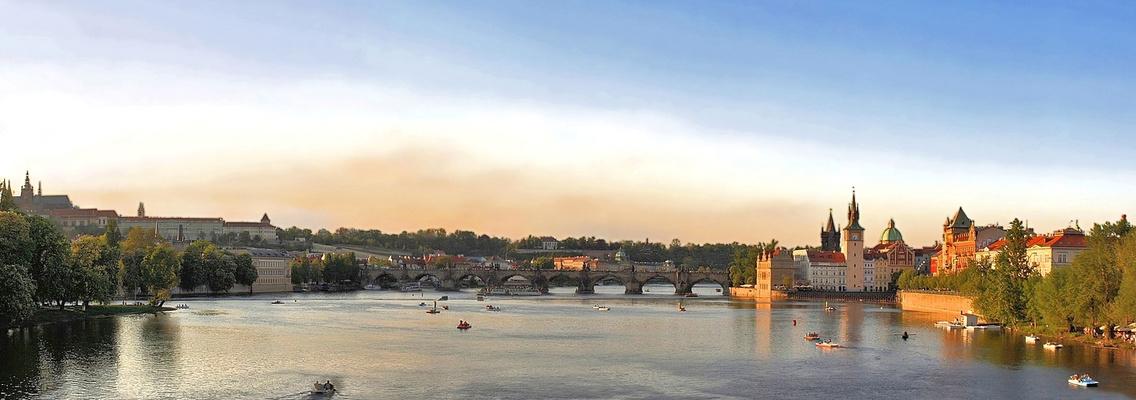 Prag - ein Panorama