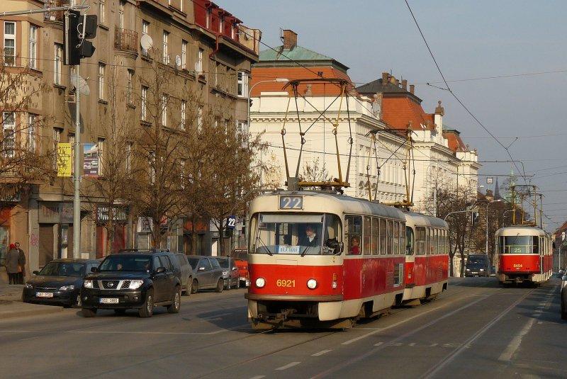 Prag: Einsatzfinale der klassischen T3