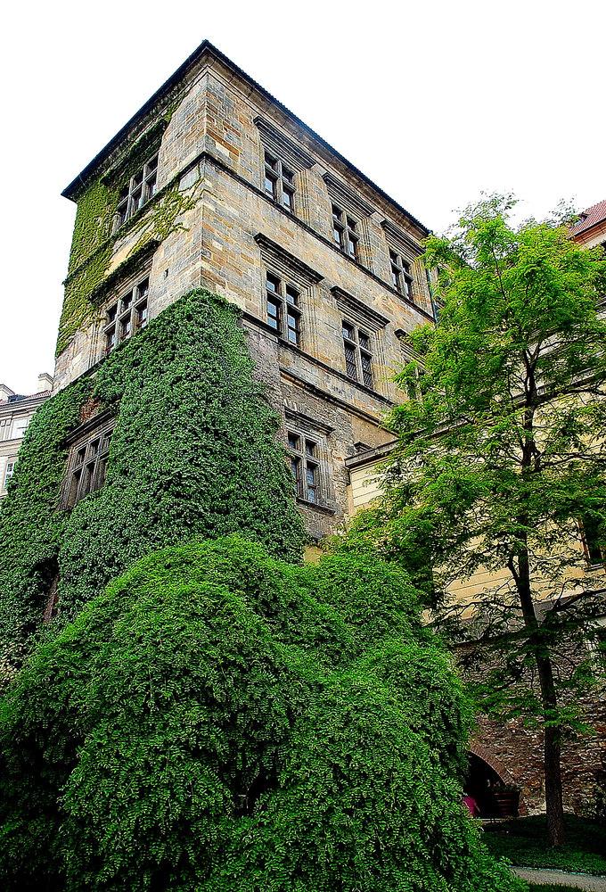 Prag - Fenstersturz