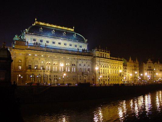 Prag - Goldene Dächer überall