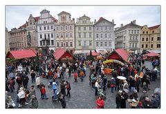 Prag im Dezember 2008
