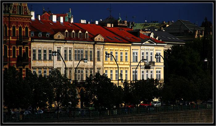 Prag in Farbe