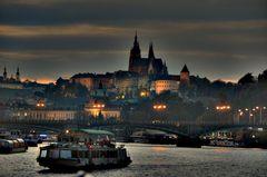 Prag in the Night