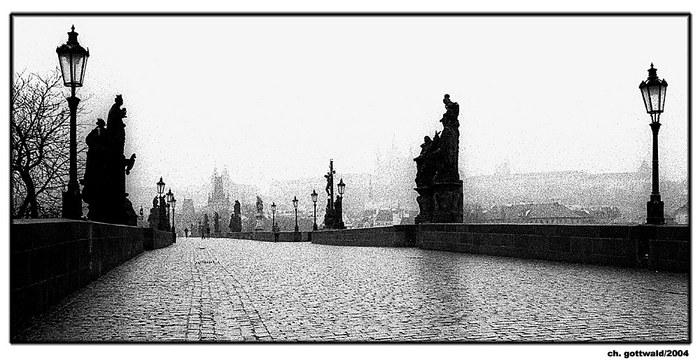 Prag - Karlsbrücke 2