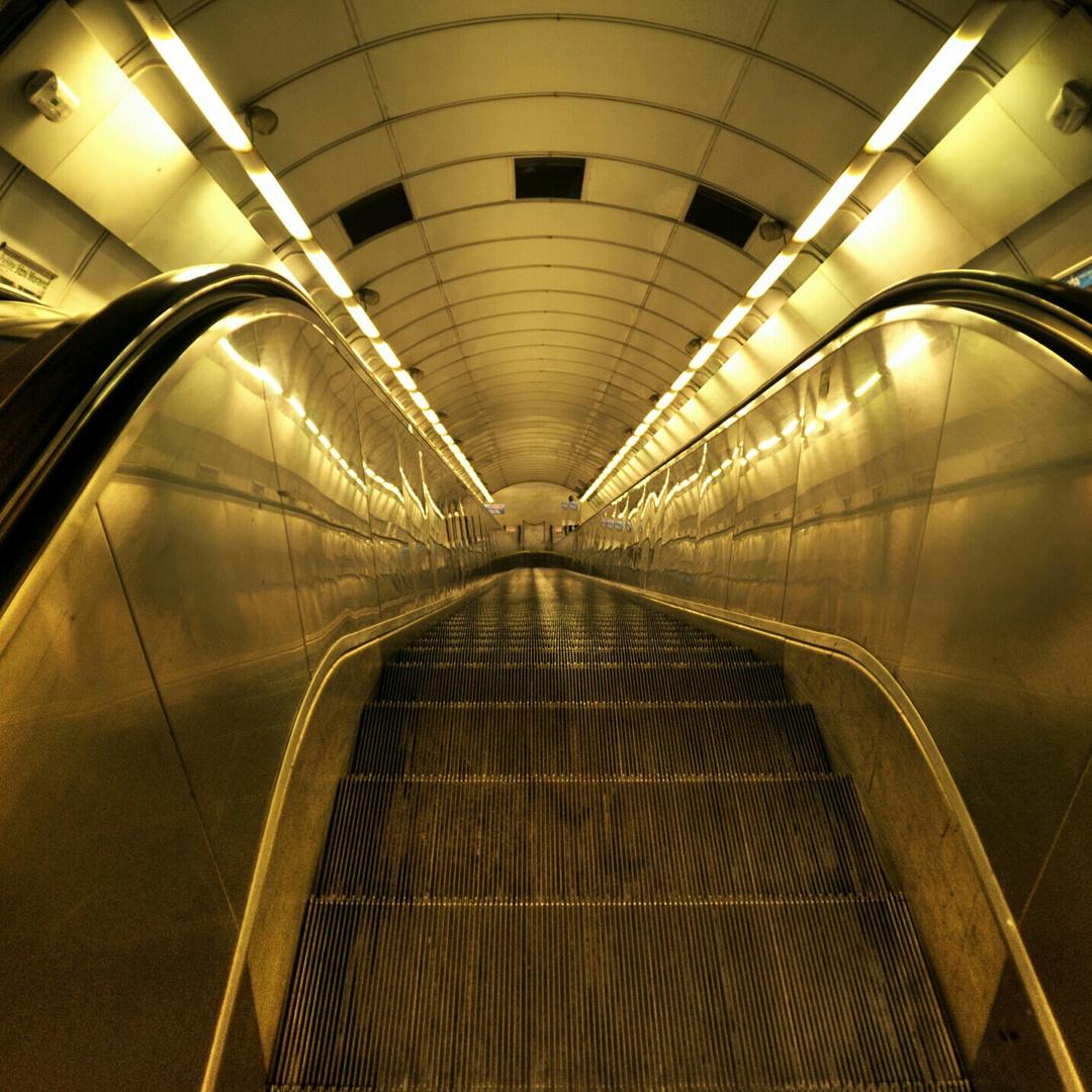 Prag - Metro