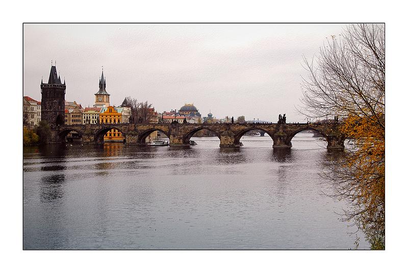 Prag - November