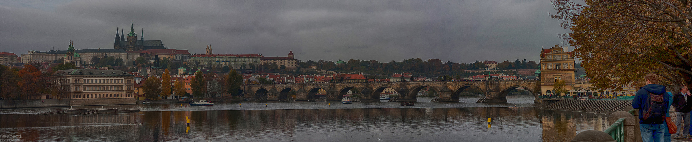 Prag / Panorama