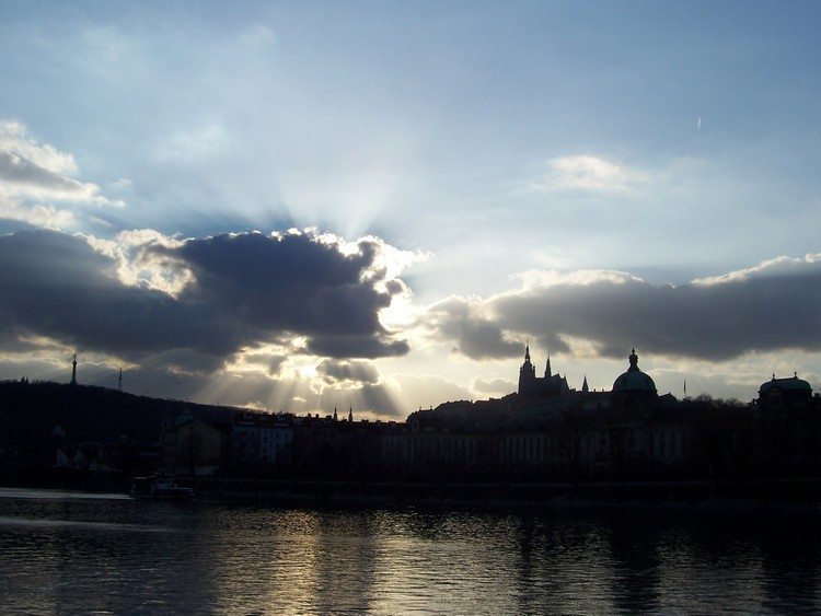 Prag river