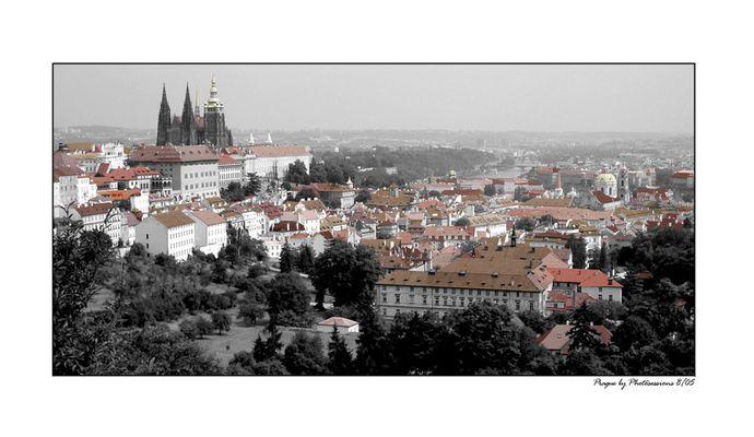 Prag Sommer 2005