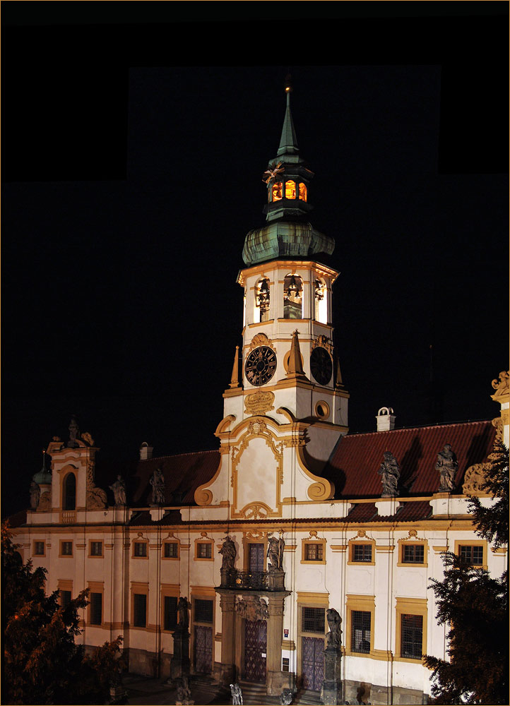 Prag St. Loreto