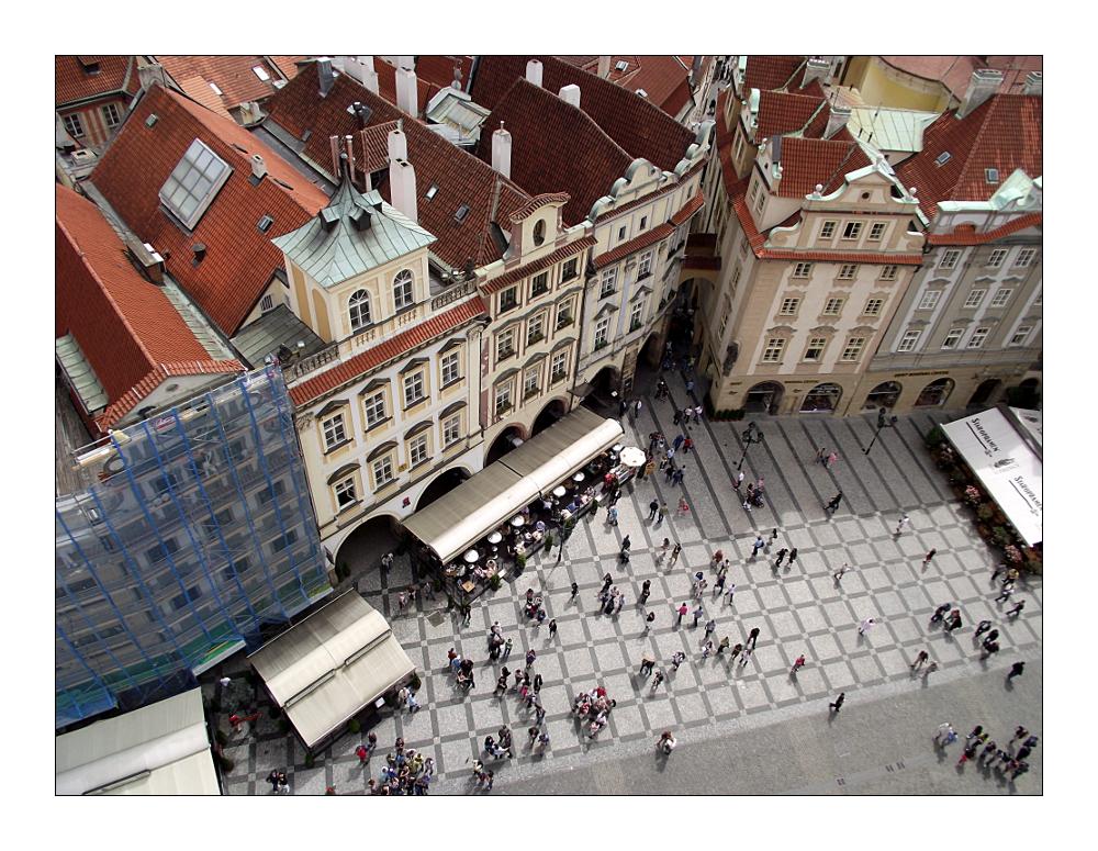 Prag, Stadtzentrum