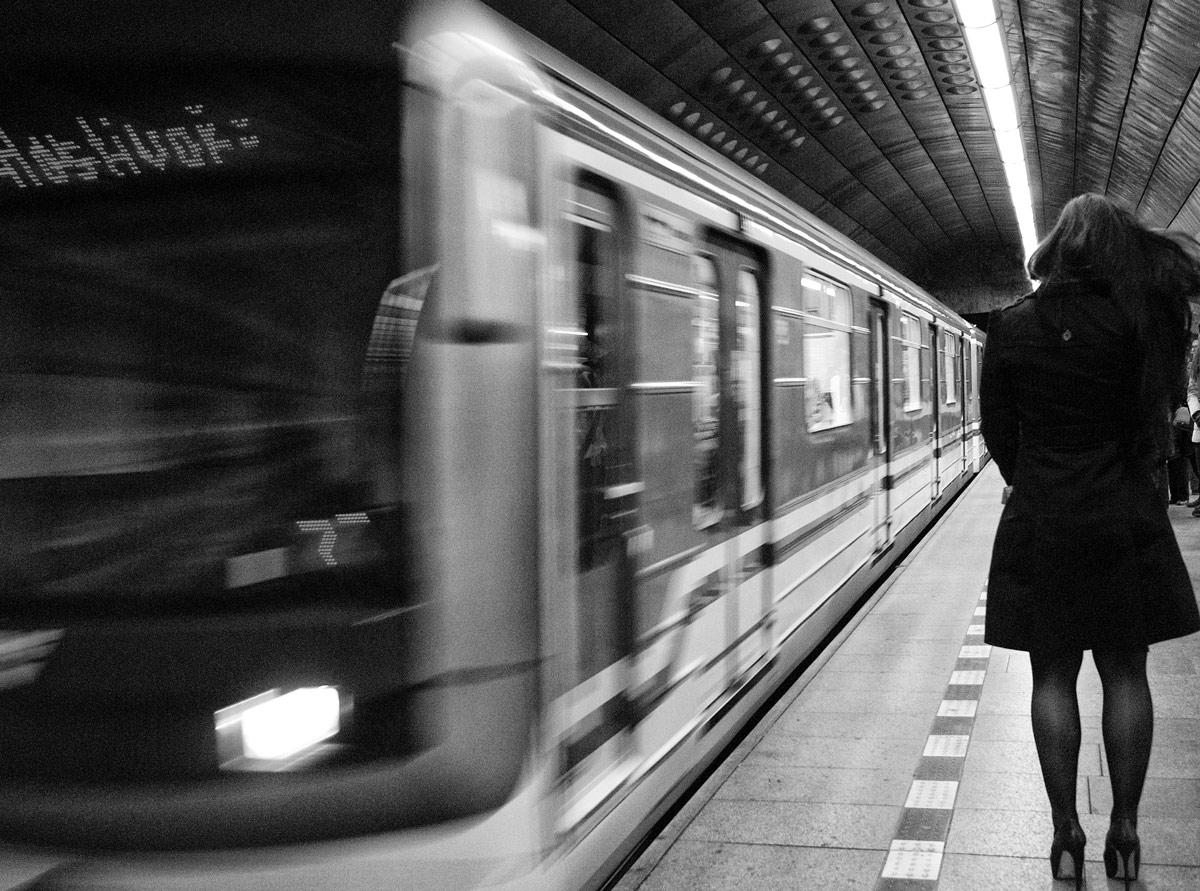 Prag U-Bahn