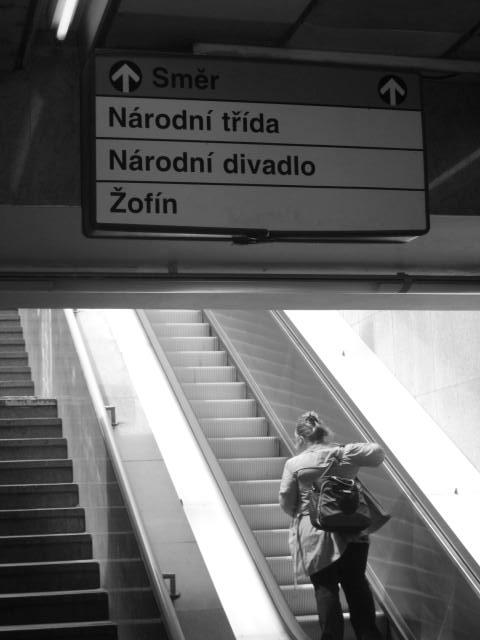 Prag Underground