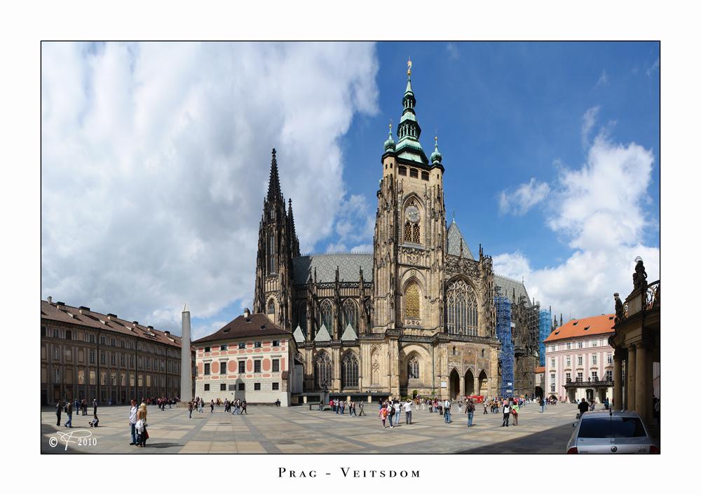 Prag Veitsdom