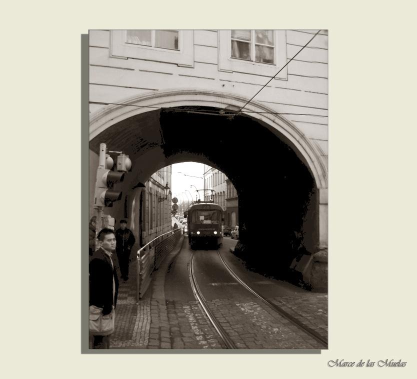 ...Praga y los tranvias 3...