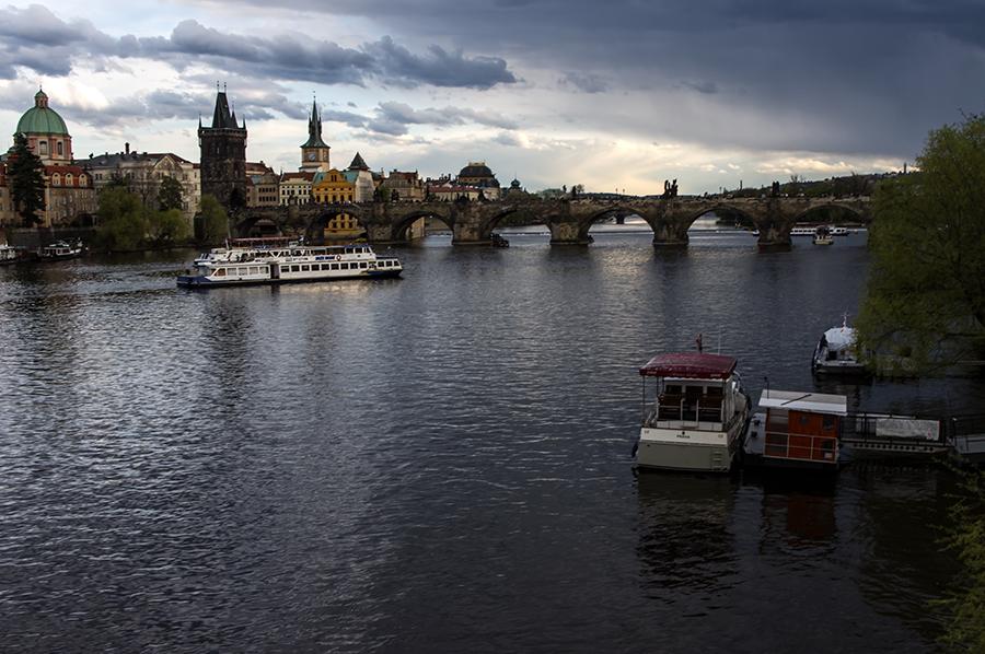 Prager Brücke