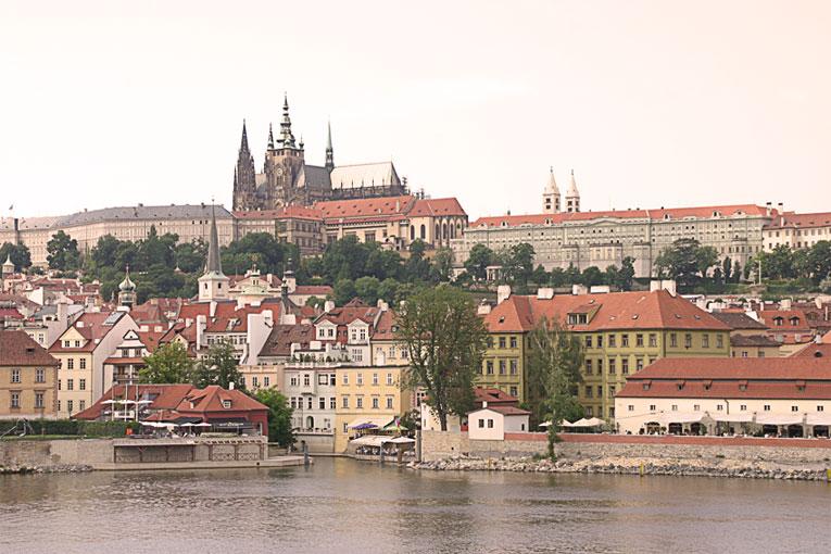 Prager Burg 2005