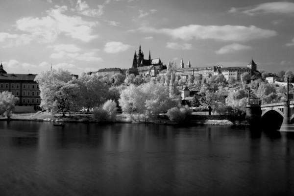 Prager Burg - IR