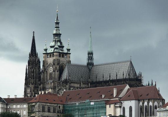 Prager Burg - Pražský hrad