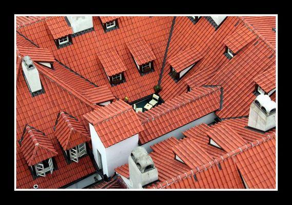 Prager Dächer