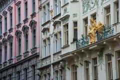 Prager Fassaden