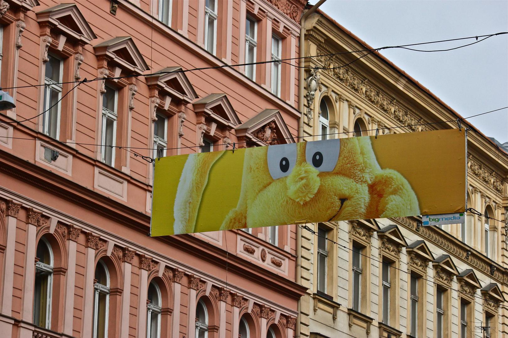 Prager Häuserfassaden