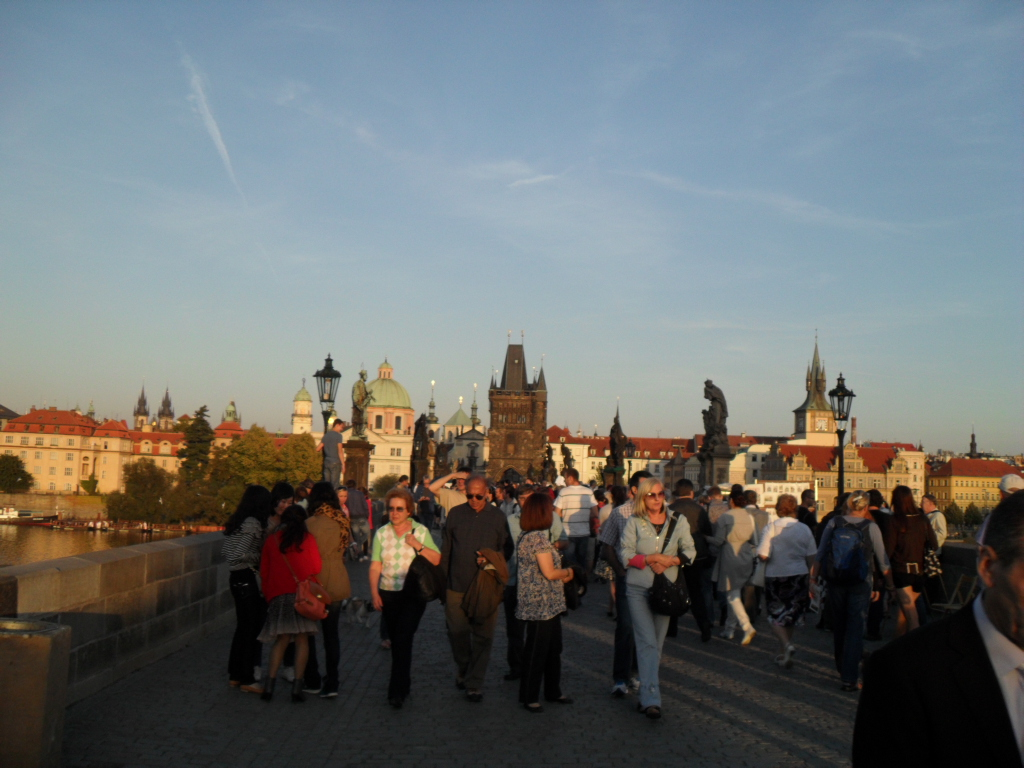 Prager- Karlsbrücke
