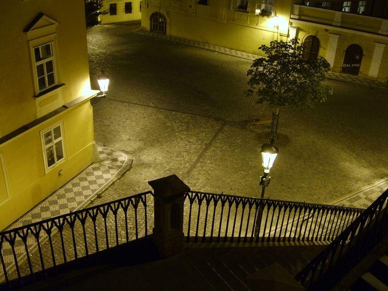 Prager Treppen