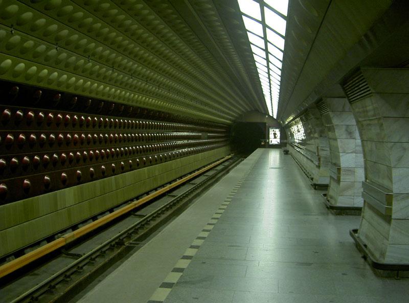Prager U-Bahn