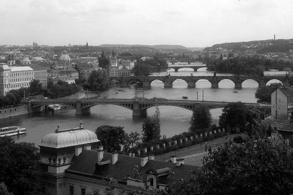 Prag's Brücken