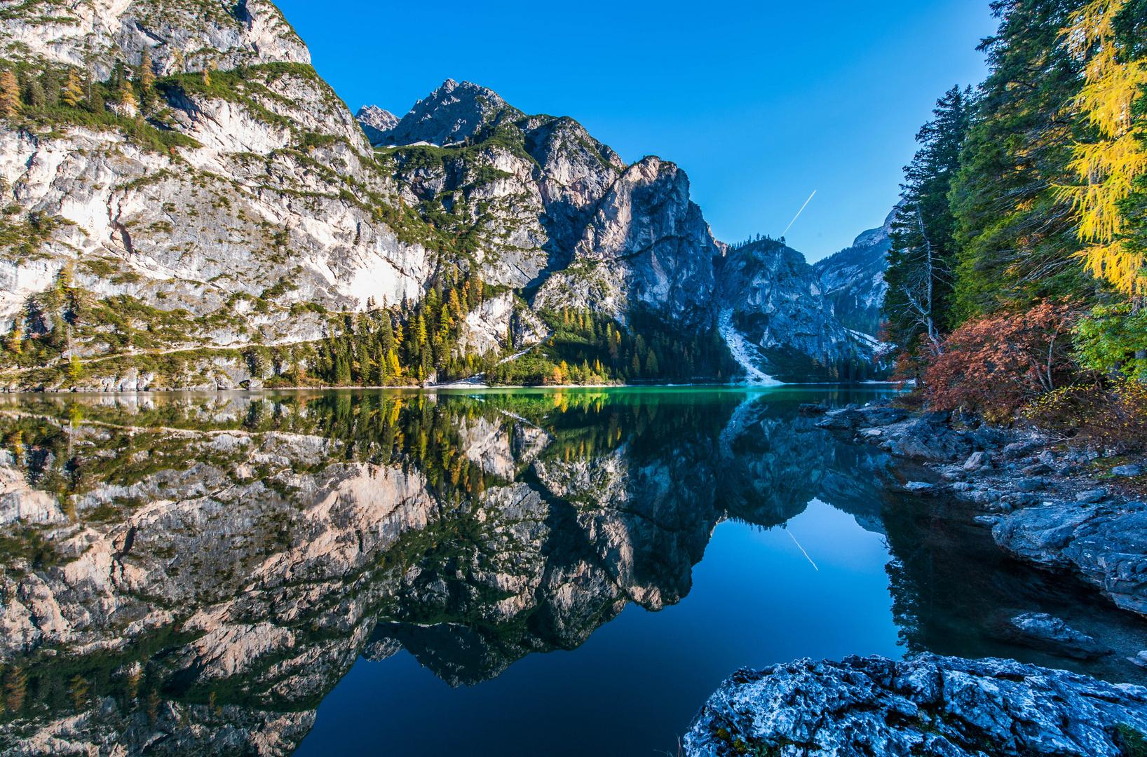 Pragser Wildsee - Dolomiten