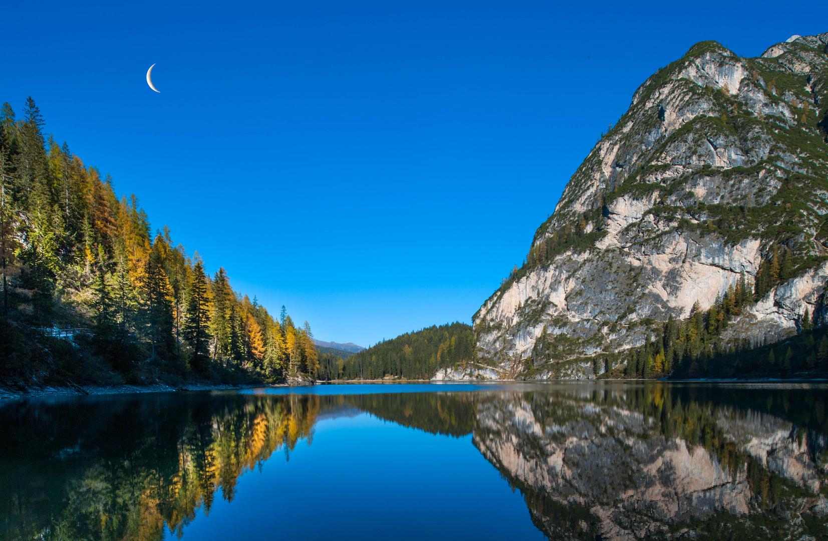Pragser Wildsee - Südtirol - im besten Licht