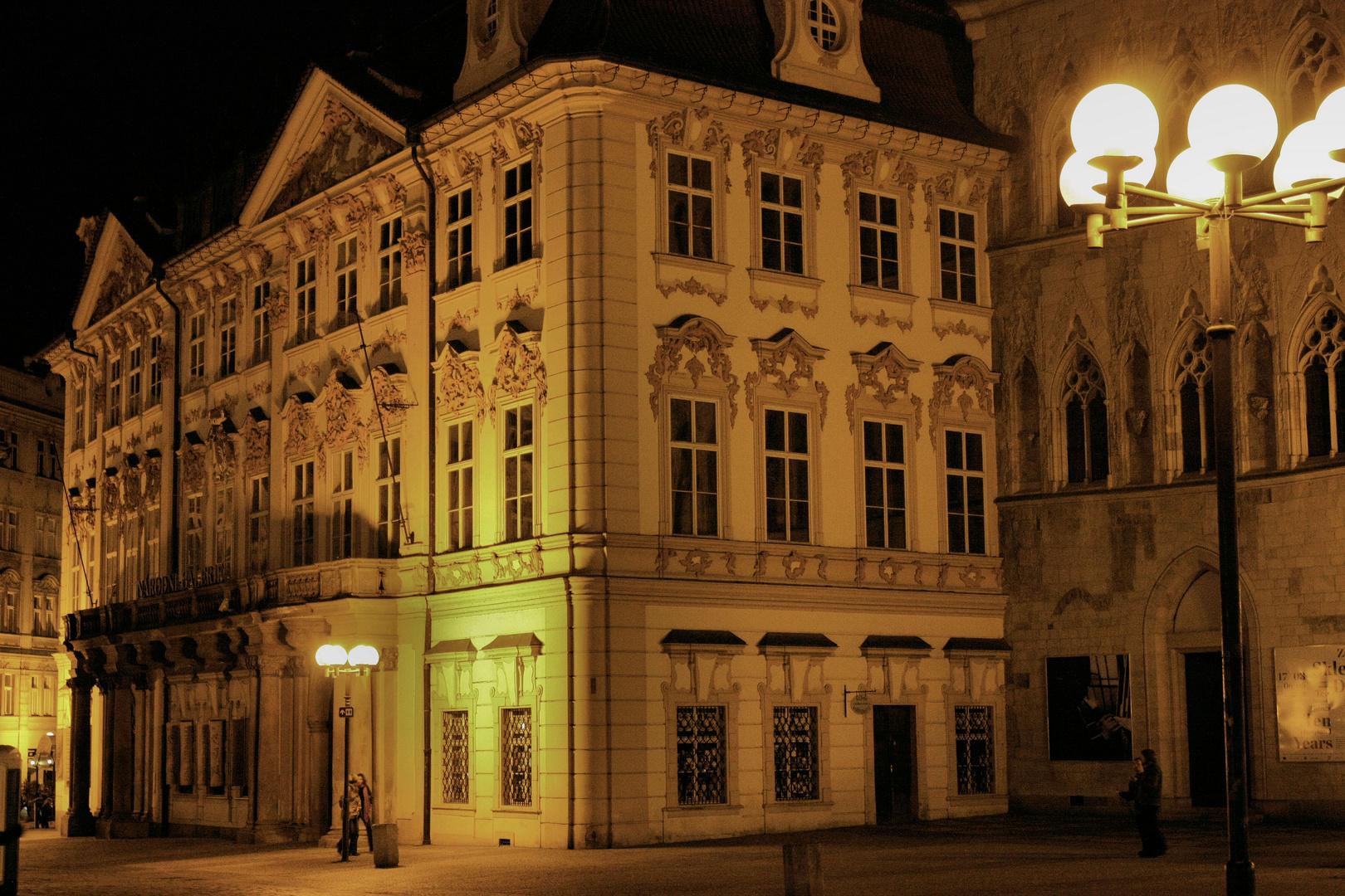 Prague - la nuit