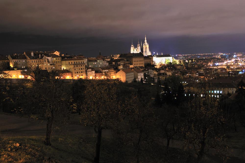 Prague la nuit 6