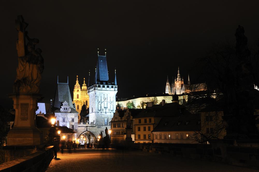 Prague la nuit 7