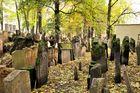 Prague le vieux cimetière juif 2