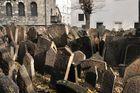 Prague le vieux cimetière juif 3