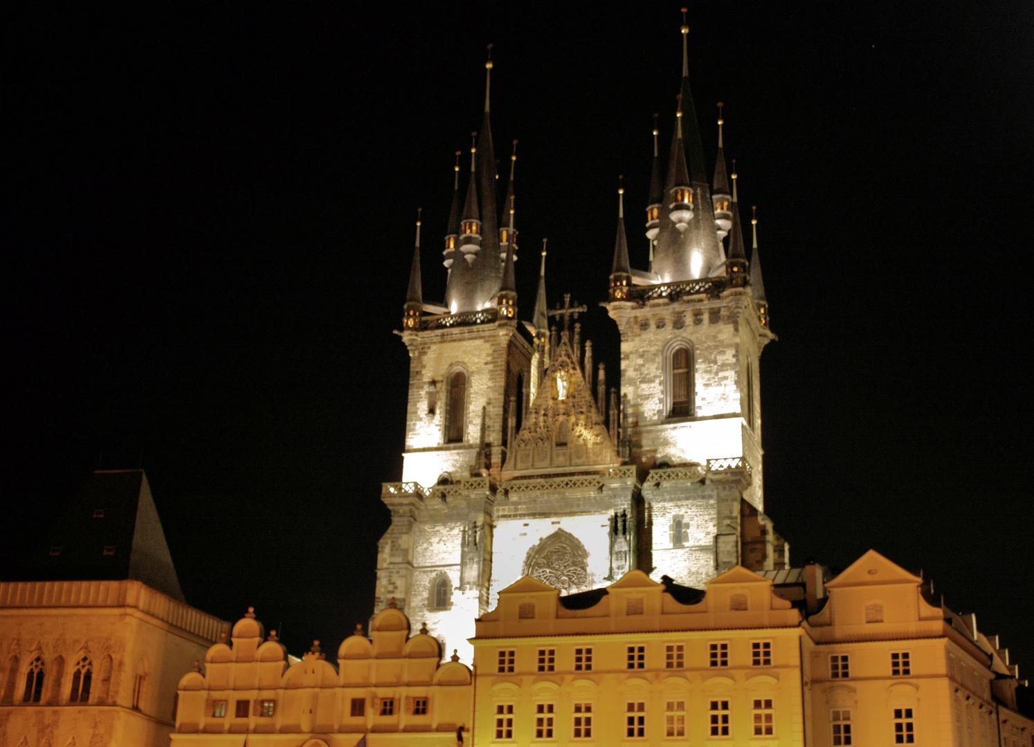 Prague - Place centrale