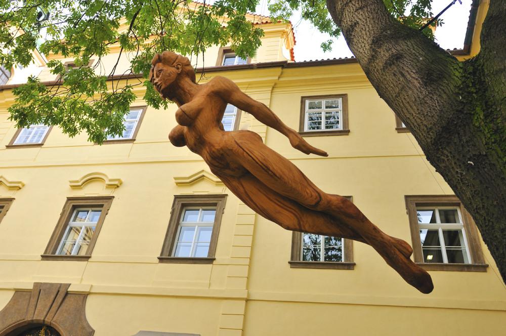 Prague rencontre insolite