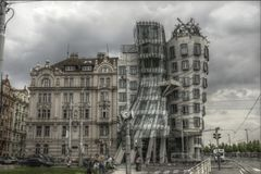Prague - The Dancing House (HDR)