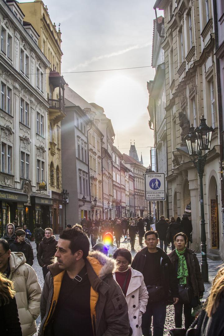 Praguer Old Town