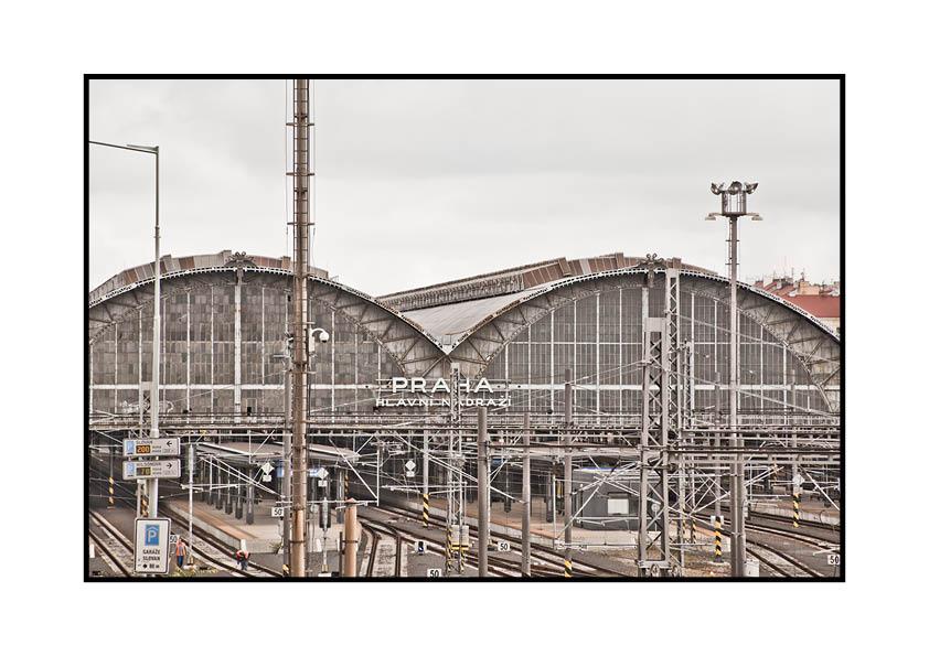 Praha - Bahnhof