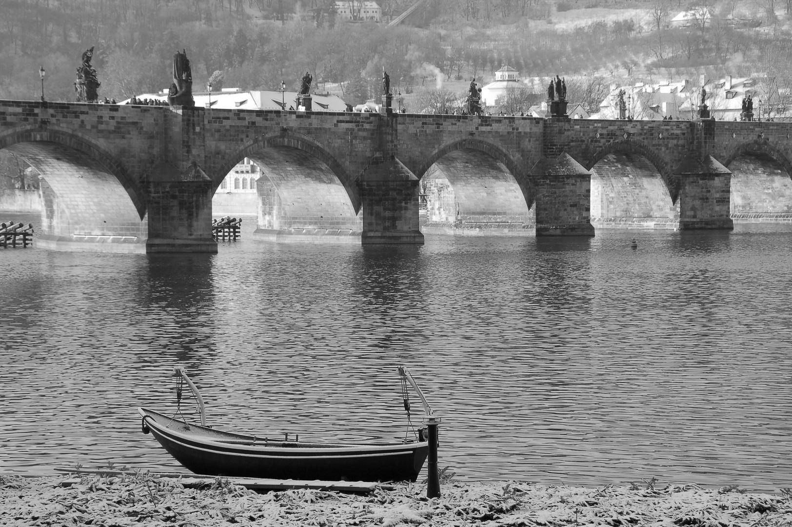 Praha - Karlsbrücke