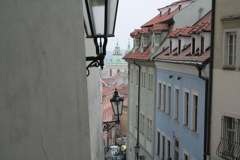 Praha, Mala strana (Little Quarter)