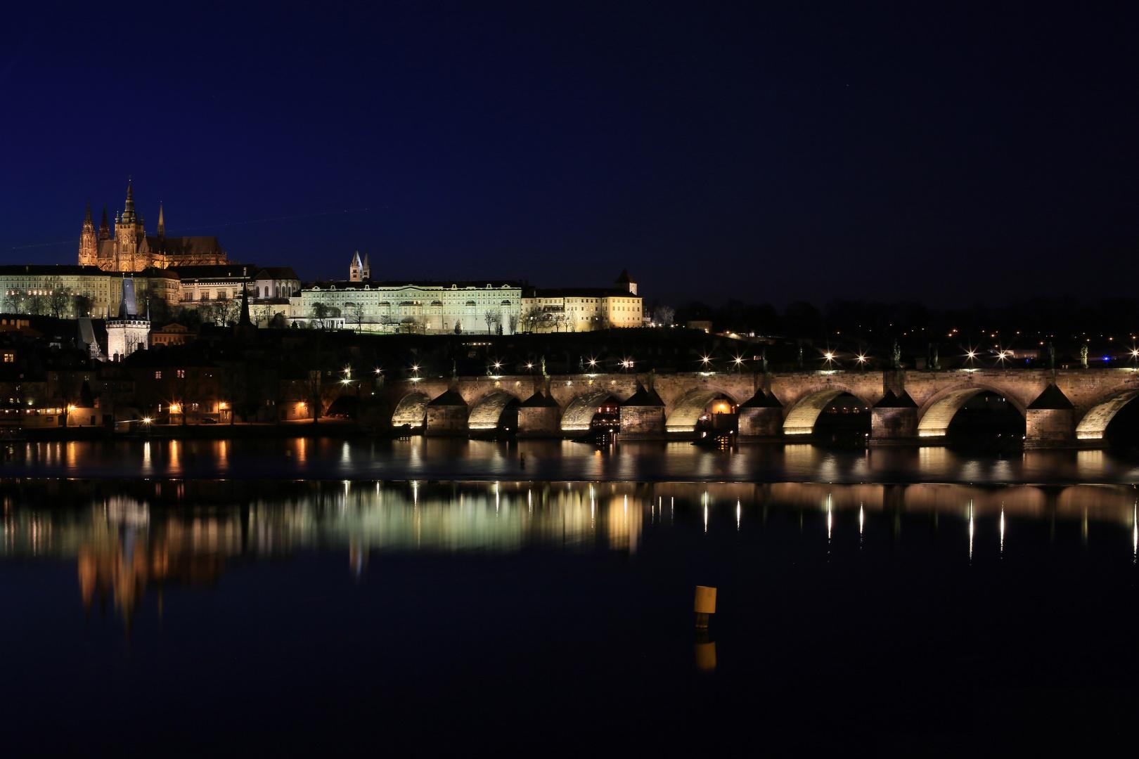 Praha nacht