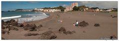 Praia das Milicias (Sao Miguel, Azoren)