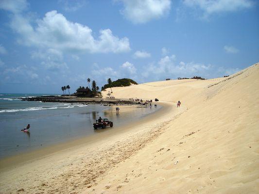 Praia de JENIPABU-Natal (RN)