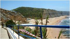 Praia do Magoito. Achtung!