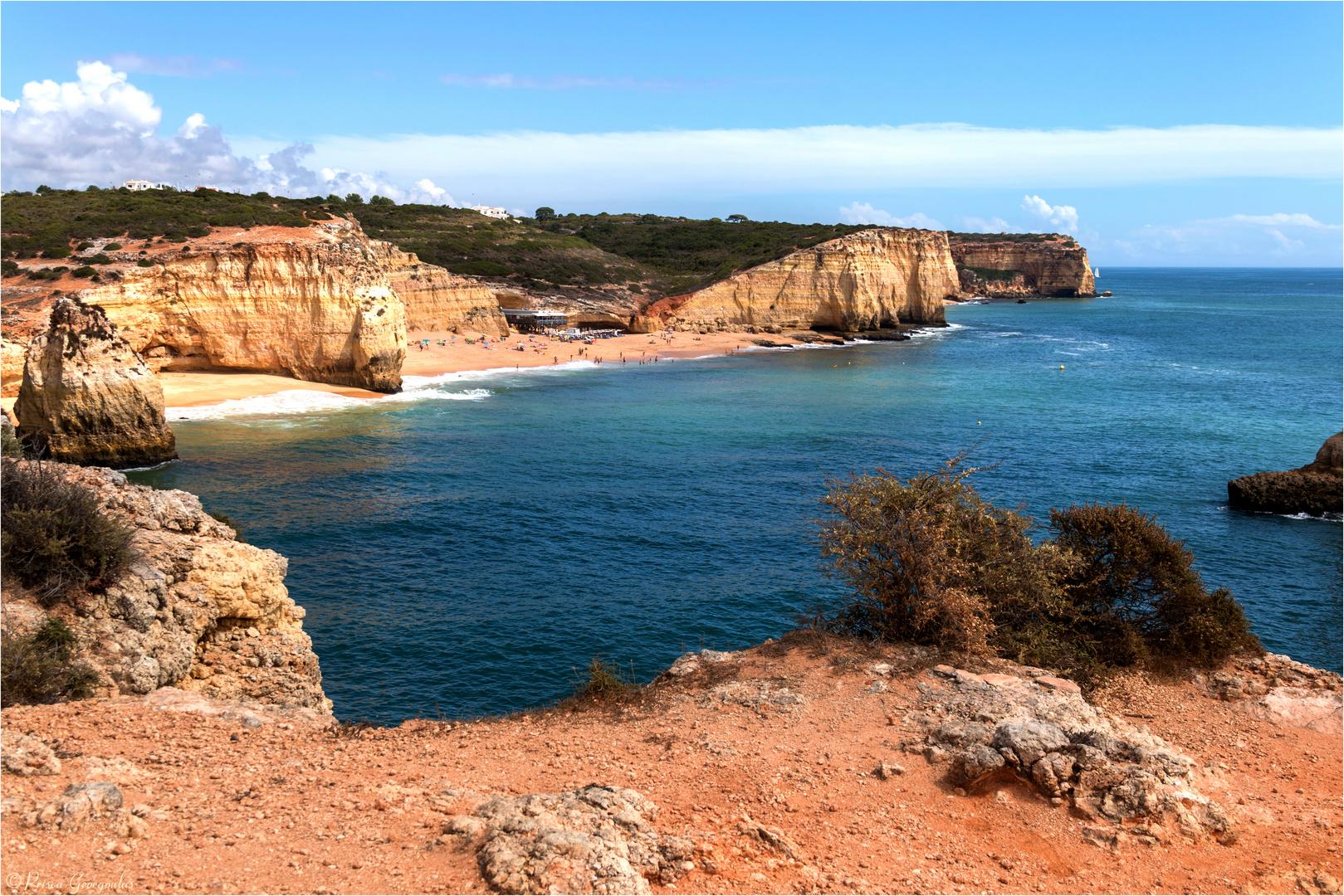 Praia dos Caneiros - Ferragudo (Barlavento)
