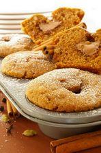 Praline-Cinnamon Muffins